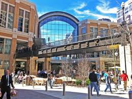 Featured city center city creek in salt lake city ut for Pandora jewelry salt lake city